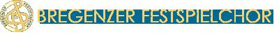 Bregenzer Festspielchor Logo